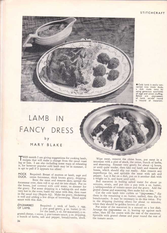 Stitchcraft May 193735