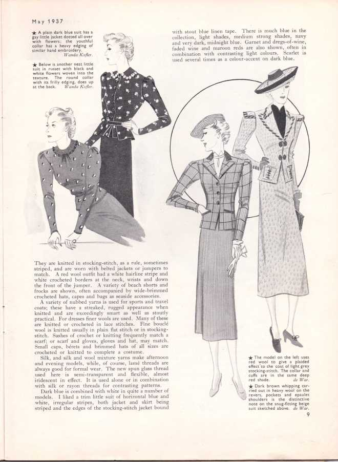 Stitchcraft May 19379