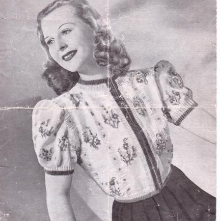 bf7b3555e09b Bestway – Vintage Knitting Pattern Archive