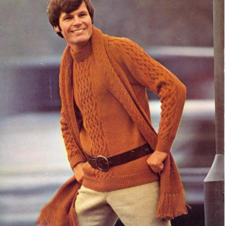 78627063d837 Patterns from 1960s – Vintage Knitting Pattern Archive