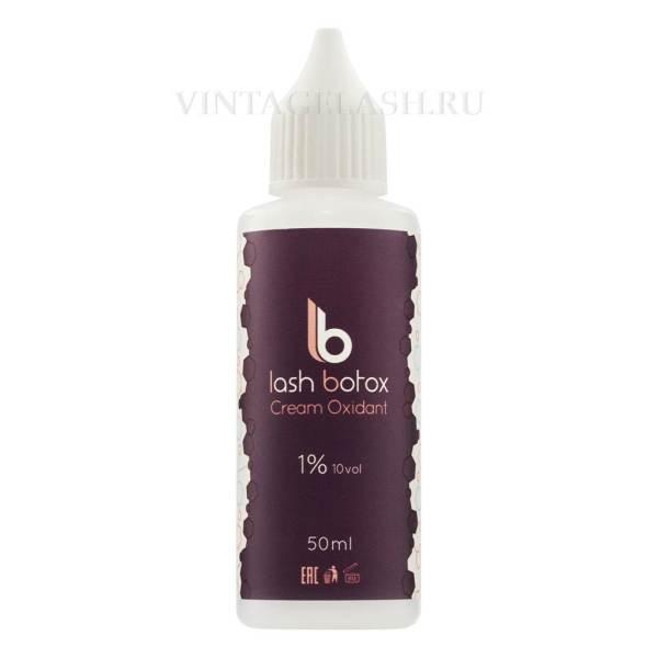 Lash Botox оксид для краски 1% 50 мл