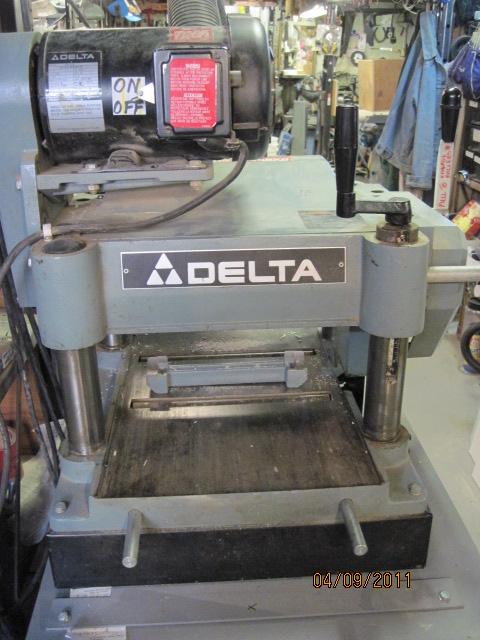 Delta Planer Pdf Woodworking
