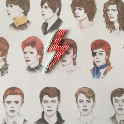 L'éclair de génie, David Bowie