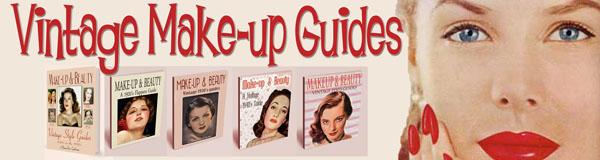 Vintage Make-up Guides
