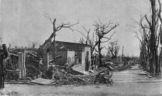 Rue Madame - Port Louis - Cyclone 1892