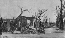 Rue Madame - Port Louis - Cyclone 1892