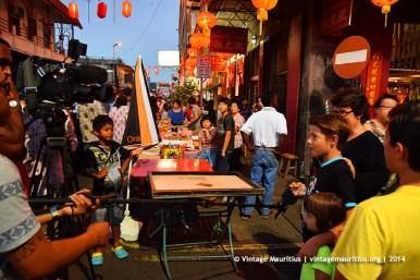 Port Louis China Town Mauritius TV Interview