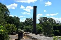 Beau Vallon Old Sugar Mill Chimney