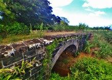 Stone Bridge after Riviere du Poste