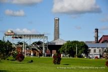 Britannia Old Sugar Mill Chimney