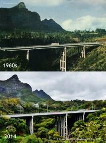 Coleville Bridge - 1960/2014