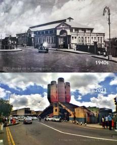 Curepipe Market - 1940s/2013