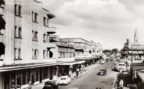 Curepipe Royal Road 1950s