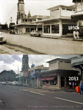 Curepipe Royal Road - St Therese - 1950s/2013