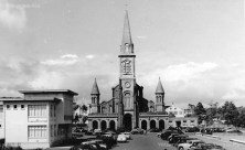 Curepipe - St Therese Church - 1950s