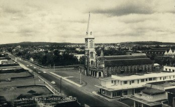 Curepipe Royal Road St Therese Church