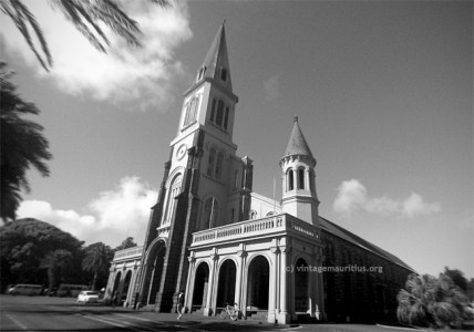 Curepipe - St Therese Church - 2014