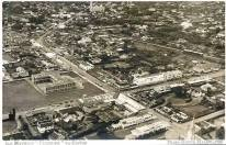 Curepipe Town Centre from the Air