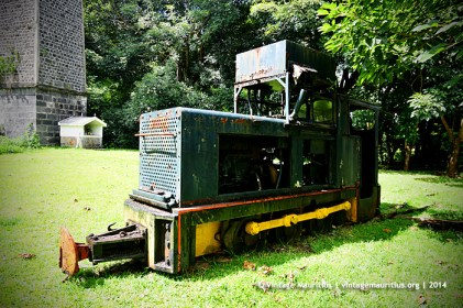 Deep River Old Tramway