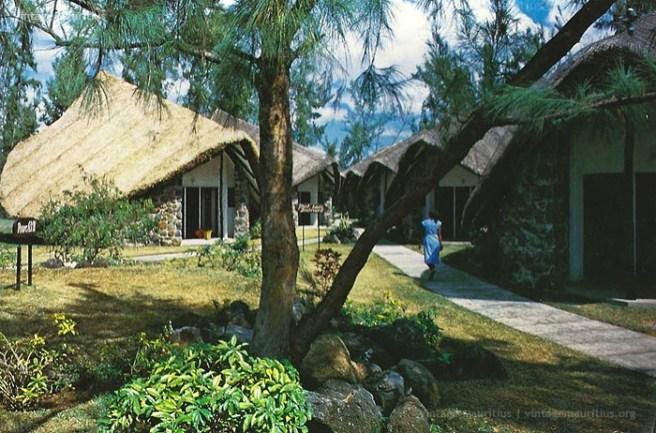 Flic en Flac - La Pirogue Hotel - Bungalow - 1982