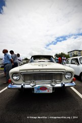 Ford Zephyr Classic Vintage Car Mauritius
