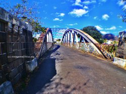 The Steel Bridge of GRNW in 2013