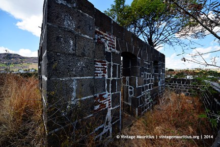 GRNW Port Louis Donjon St Louis Fortification Battery Front