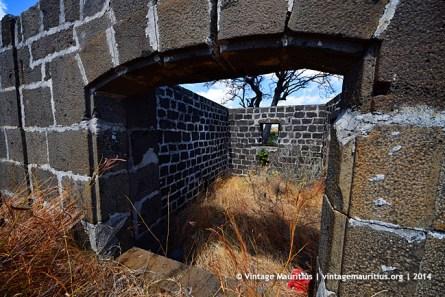 GRNW Port Louis Donjon St Louis Fortification Battery Mill Inside