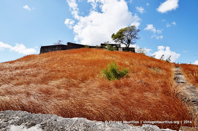 GRNW Port Louis Donjon St Louis Fortification Hill View