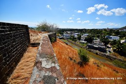 GRNW Port Louis Donjon St Louis Fortification Side View