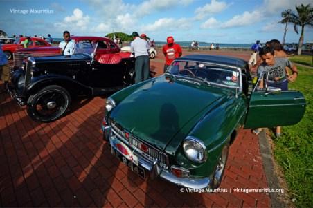 Heritage Regattas MG Morris 8