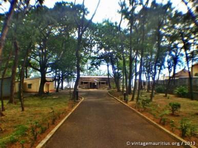 The Yard of La Nef