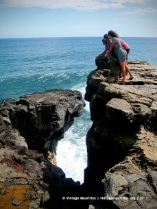 La Roche Qui Pleure - Gris Gris - Mauritius - 2013