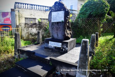 Laperouse 2nd Monument Curepipe
