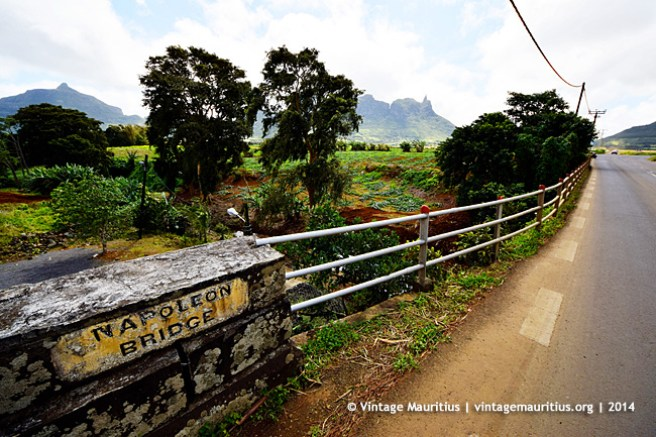 L'Avenir - Beau Bois - La Laura - Napoleon Bridge - Mauritius