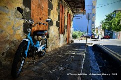 Mini Honda PC50 Dauphine Street Port Louis Mauritius
