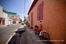 Mini Honda PC50 Dr Joseph Riviere Street Port Louis Mauritius
