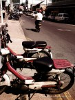Mini Honda PC50 Port Louis Desforges Street Mauritius
