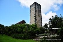 Mon Loisir Old Sugar Mill Chimney
