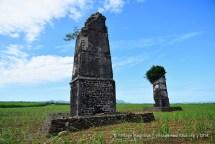 Mont Eulalia Old Sugar Mill Chimneys