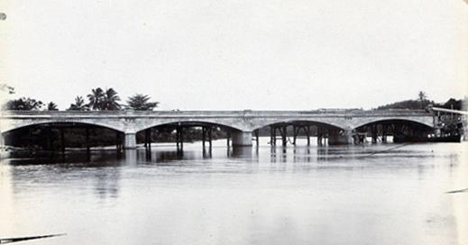 New Higginson Bridge. 4 arches_cmplted