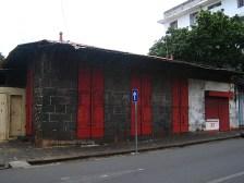 Old Port Louis St Francois Xavier Street Colonial Shop