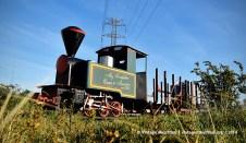 Old Train Tramway Ebene Highlands Sugar Estate