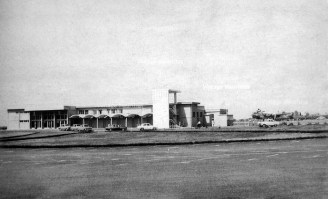 Plaisance SSR Airport - Super Constellation - 1962