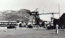 Port Louis Chien de Plombs Labourdonnais Square 1950s