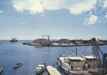 Port Louis Harbour - 1968 Winnie Betty