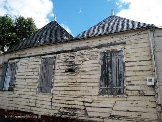 Port Louis Labourdonnais Street Old Vintage House