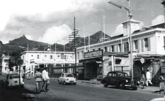 Port Louis Town Hall 1960s
