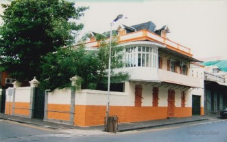 Port Louis - Old Colonial House - Remy Ollier Street