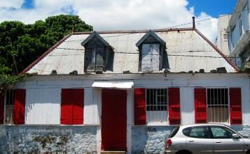 Port Louis - Old Creole House - La Paix Street